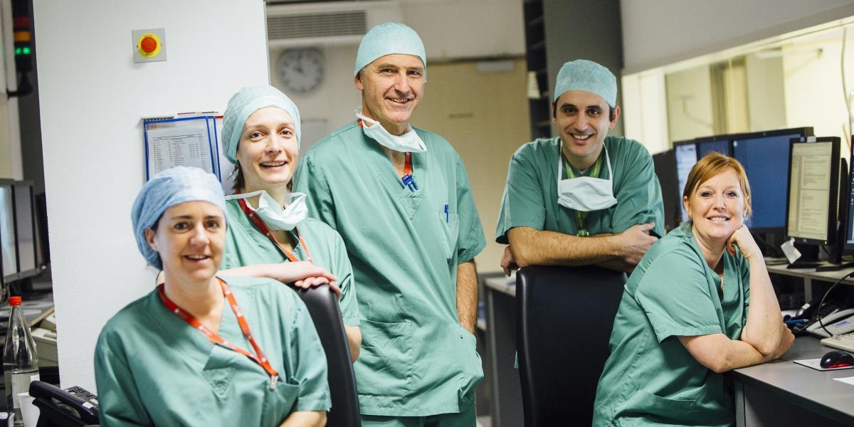 Coronair lijden team